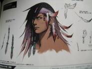 FFXIII-2 Caius Artwork