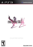 FFXIII-2 PS3 NA CE Boxart