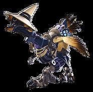 FFXIV Black Mage Barding