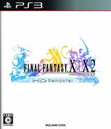 FFXX-2 HD Remaster PS3 JP