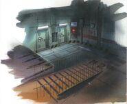 Galbadia Missile Base FFVIII Art 2