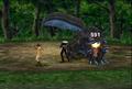Hexadragon physical attacks from FFVIII Remastered