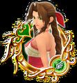 KHUX KH2 Aerith 6★ Medal
