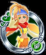 KHUX Rikku 3★ Medal