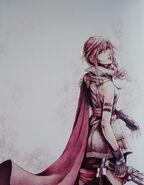 Lightning Art by Nomura