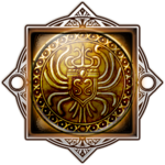"Sphere Breaker"" trophy icon."
