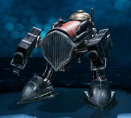 Sweeper in Enemy Intel from FFVII Remake