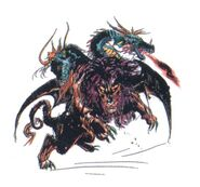 Amano Chimera (color)