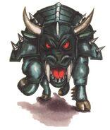 Behemoth Mystic Quest Art