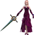 DFFNT Lightning Costume 04-A