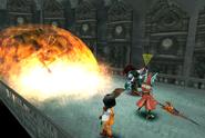 FFIX Tidal Flame