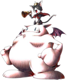FFVII Cait Sith art.png