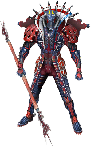 PSICOM Warlord