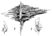 Gaudium concept for Final Fantasy Unlimited