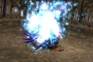 Griffin uses White Wind from FFIX Remastered