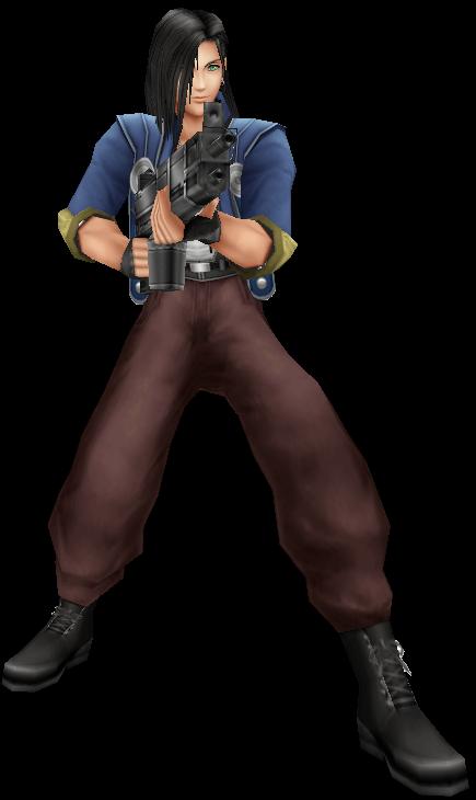 The Man with the Machine Gun
