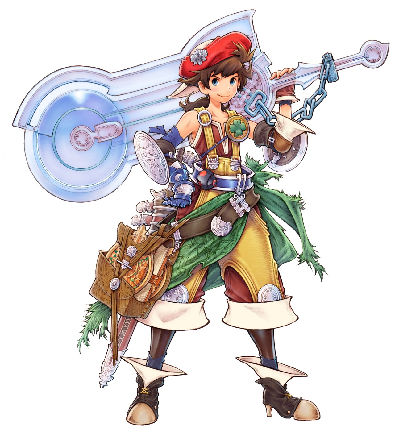 Final Fantasy Tactics A2: Grimoire of the Rift characters