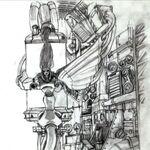 Nibel Reactor Jenova Room FFVII Sketch.jpg