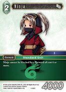 Ninja 5-065C from FFTCG Opus