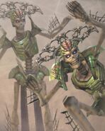 Skull Warrior FFXII