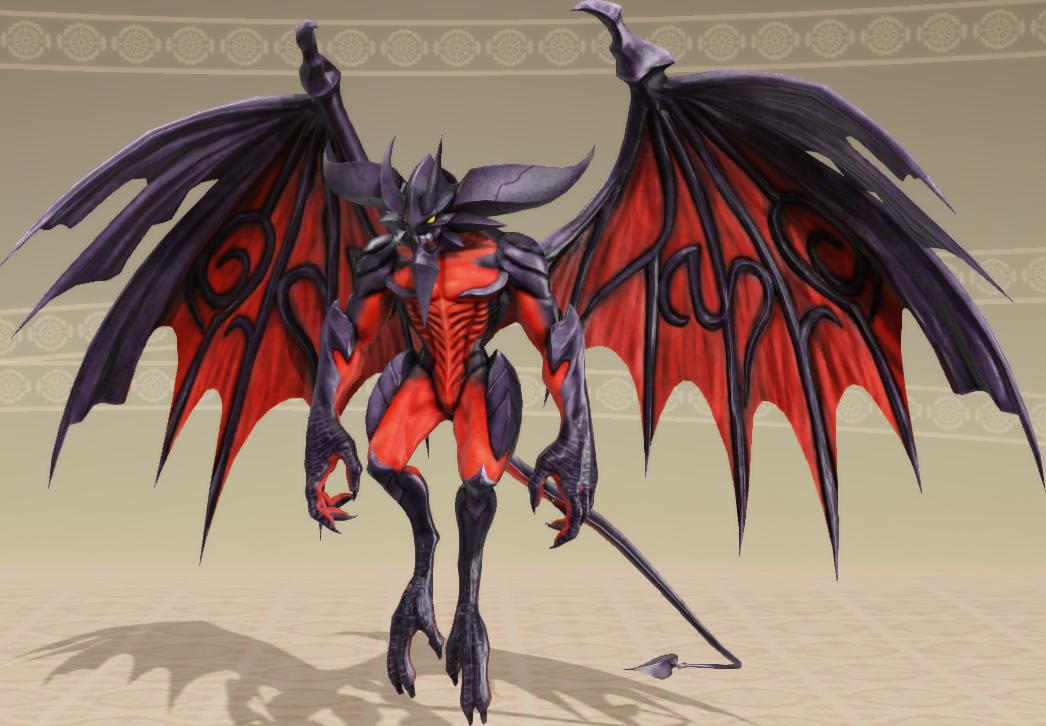 Diabolos (World of Final Fantasy)