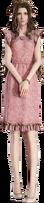 Aerith dress 1 from FFVII Remake render