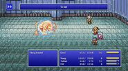 Cecil using Scan from FFIV Pixel Remaster