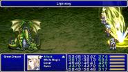 FF4PSP TAY Enemy Ability Lightning