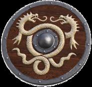 FFIXV Round Shield