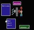 FFI NES Weapon Shop