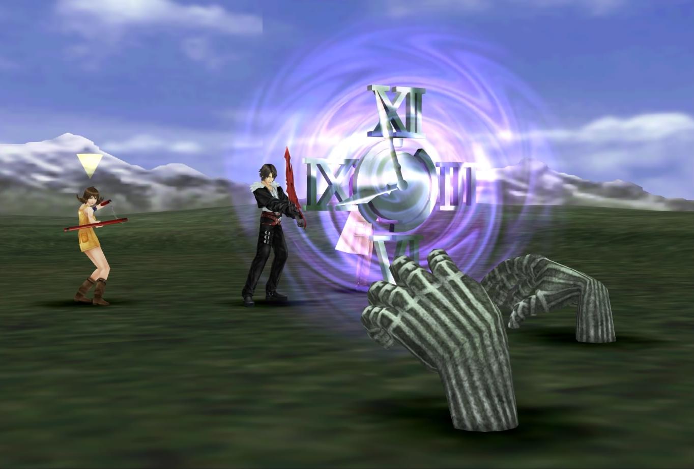 Stop (Final Fantasy VIII)