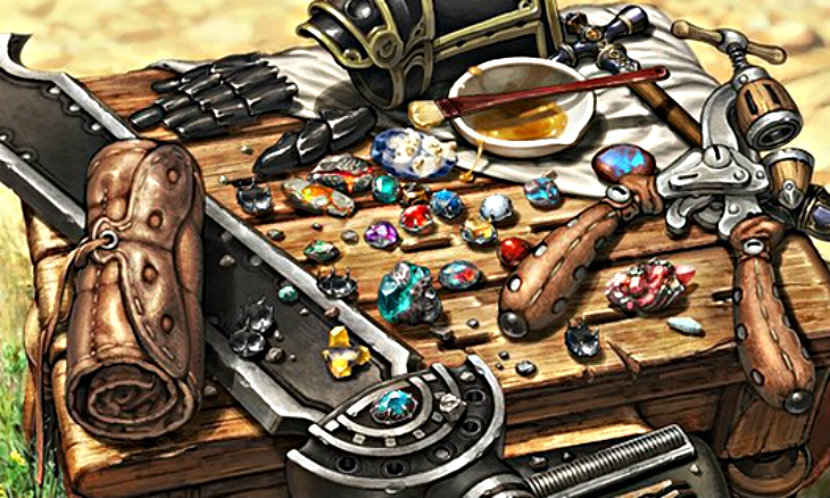 Materia (Final Fantasy XIV)/Legacy