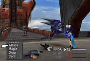 GIM52A charge attack from FFVIII Remastered
