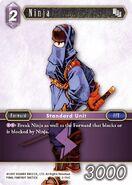 Ninja 2-114C from FFTCG Opus