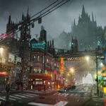 Sector 8 concept art for FFVII Remake.png