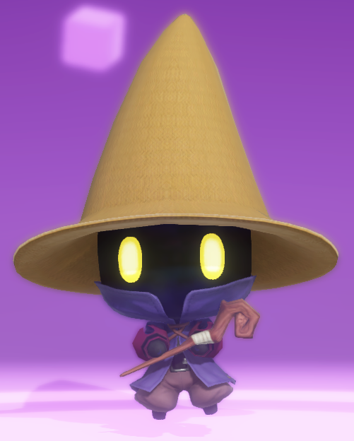 Black Mage (World of Final Fantasy)