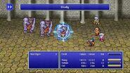 Cid using Study from FFIV Pixel Remaster