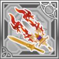 FFAB Flame Fossil R+