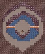 FFMQ Windhole Temple - Inside