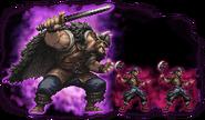 FFRK Ultimate++ Gaston & Bandits OT