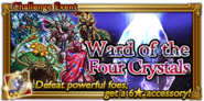 FFRK Ward of the Four Crystals Event
