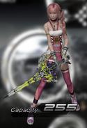 FFXIII-2 Butterfly Bow