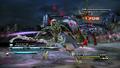 FFXIII Odin Seismic Strike