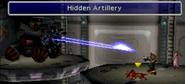 Hiddenartillery