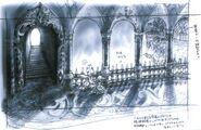 Kuja's Palace FFIX Art 7