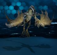 Lesser Drake from FFVII Remake Enemy Intel