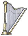 Madhura Harp FFIII Art