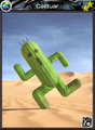 Mobius - Cactuar R2 Ability Card