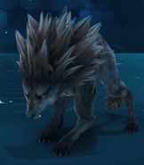 Wayward Wolf from FFVII Remake INTERmission Enemy Intel