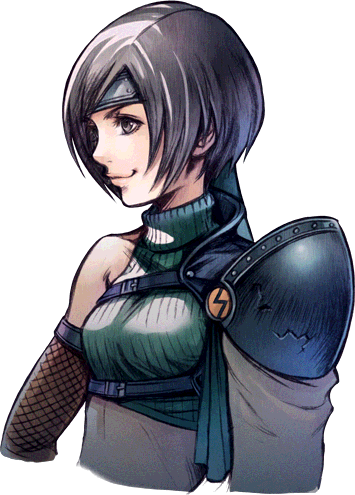 Yuffie Kisaragi/Other appearances